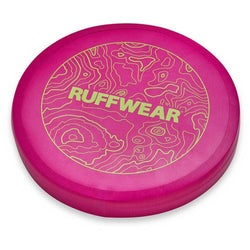 Ruffwear Camp Flyer Pitaya Pink Dog Frisbee