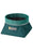 Ruffwear Quencher Tumalo Teal Travel Dog Bowl