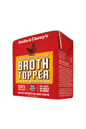 Stella & Chewy's Chicken Bone Broth Topper