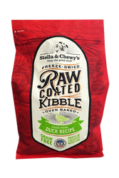 Stella and Chewy's Raw Coated Duck Dog Food