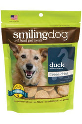 Herbsmith Smiling Dog Duck with Oranges Freeze-Dried Dog Treats