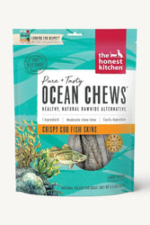 The Honest Kitchen Beams Cod Skin Dental Chews