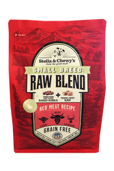 Stella & Chewy's Red Meat Raw Blend Small Breed Dog Food