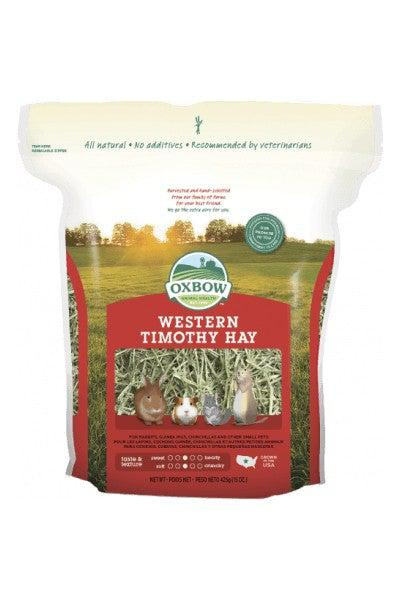 Oxbow Timothy Hay, 15 oz