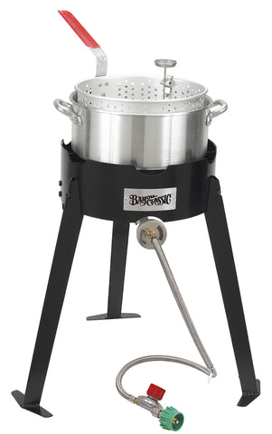 Bayou Classic Outdoor Fish Fryer / Cooker - BayouClassicShop