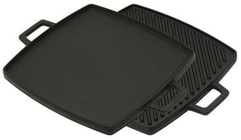 Bayou Classic 7444 10.5-in Reversible Griddle - BayouClassicShop