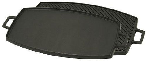 Bayou Classic 7447 18-in Reversible Griddle - BayouClassicShop