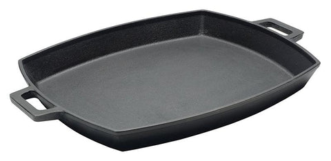 "Bayou Classic Cast Iron Bacon Pan 12"" x 14"" 7471  Pan"