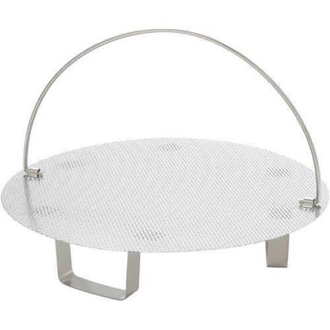 "Bayou Classic False Bottom, 13.5""d x 3.25""h, fits 10-Gal. 800-910  Steam Tray"