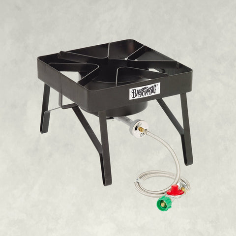 "Bayou Classic Steel Brew Cooker, 16""x16"", 10 psi SQ84  Cooker"