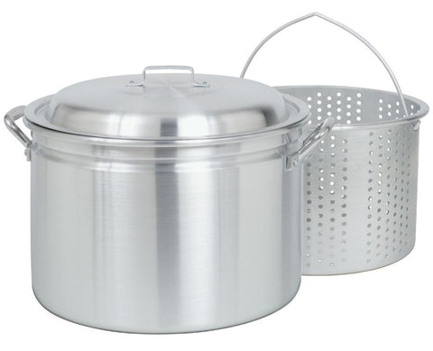 Bayou Classic 24 Quart Fryer / Steamer Stock Pot - BayouClassicShop