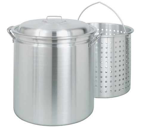 Bayou Classic 60 Quart Fryer / Steamer Stock Pot - BayouClassicShop