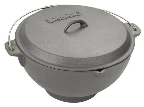 Bayou Classic 2.75 Gallon Jambalaya Pot With Domed Lid - BayouClassicShop