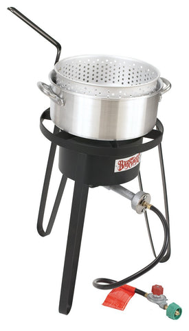 Bayou Classic Sportsman'S Choice Fish Cooker / Fryer - Peazz.com