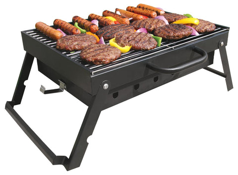 Bayou Classic Fold And Go Charcoal Grill - BayouClassicShop
