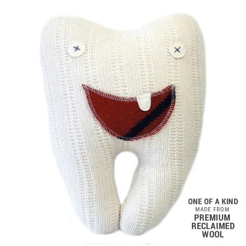 Tooth Fairy Pillow Wool