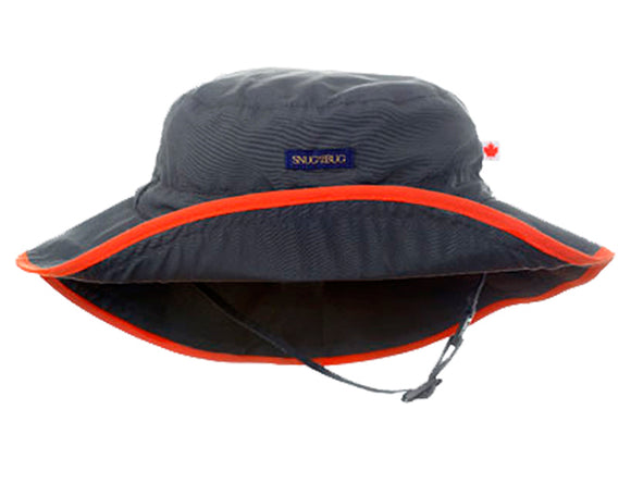 Adjustable Sun Hat (SPF 50+) - Charcoal
