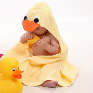 Duck Towel Wrap