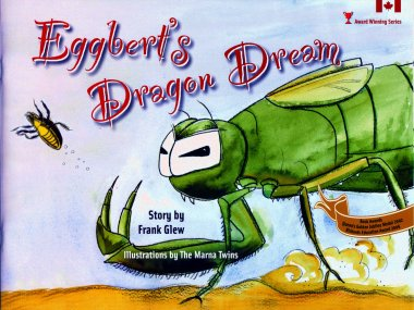 Book - Eggbert's Dragon Dream