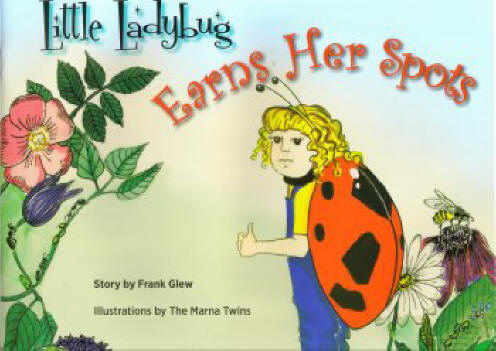 Book - Little Ladybug Earns Her Spots