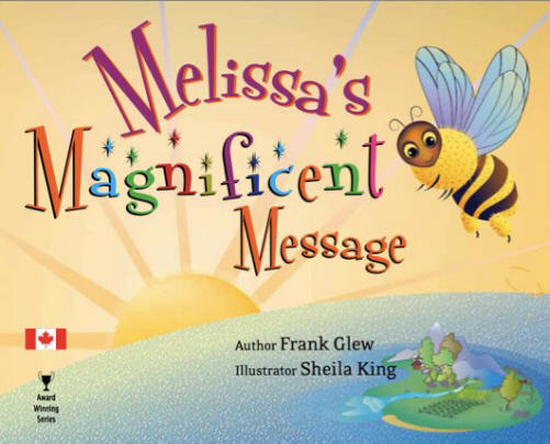 Book - Melissa's Magnificent Message