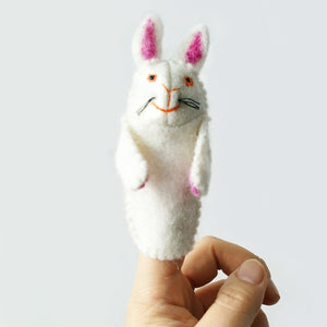 Finger Puppet - Rabbit
