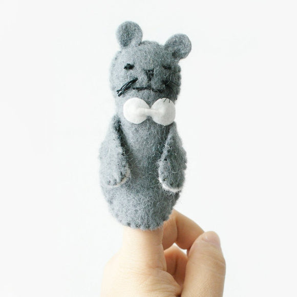 Finger Puppet - Cat