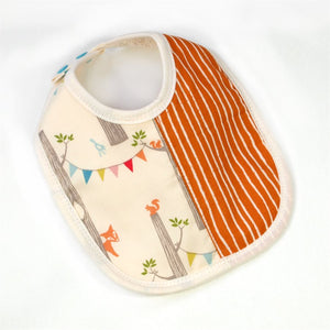 Absorbent Small Bib - Enchanted Forest
