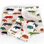Large Baby Blanket - Bears