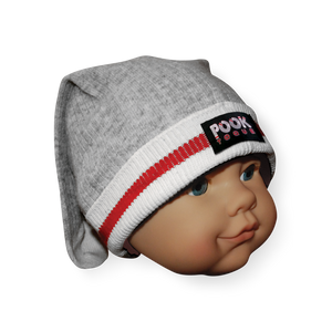 Pookie Toquie Red 0-2y