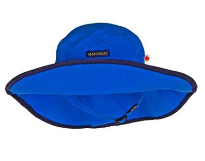 Adjustable Sun Hat (SPF 50+) - Royal