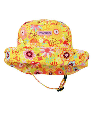 Adjustable Sun Hat - Hello Sunshine