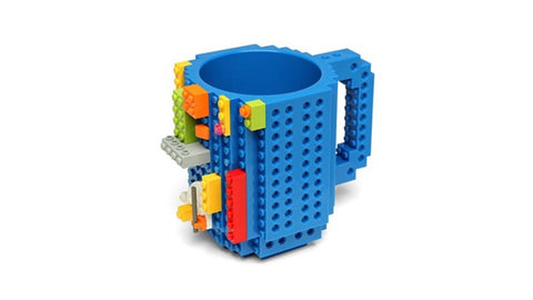 Build-On Brick Coffee Mug