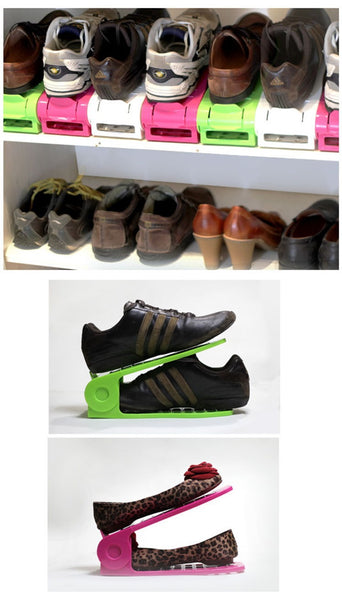 Space-saving Shoes Storage Holders