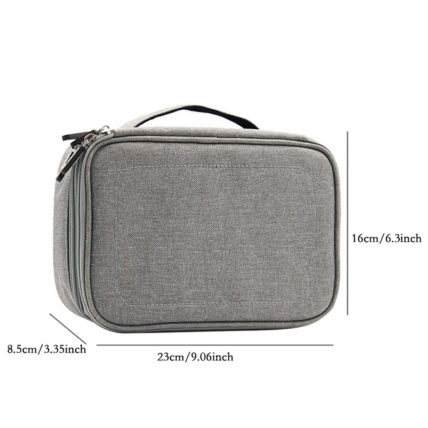 Double Layers Storage Bag