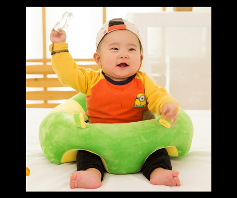 Modern Baby Plush Support Seat