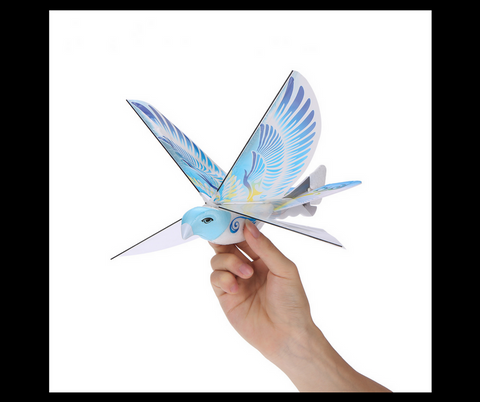 Beautiful Remote Control Flying Bird