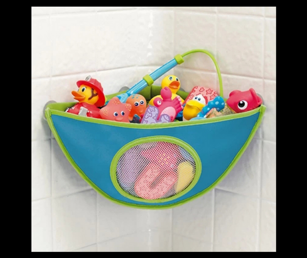 Waterproof Bathroom Hanging Storage Bag for Baby Bath Toys
