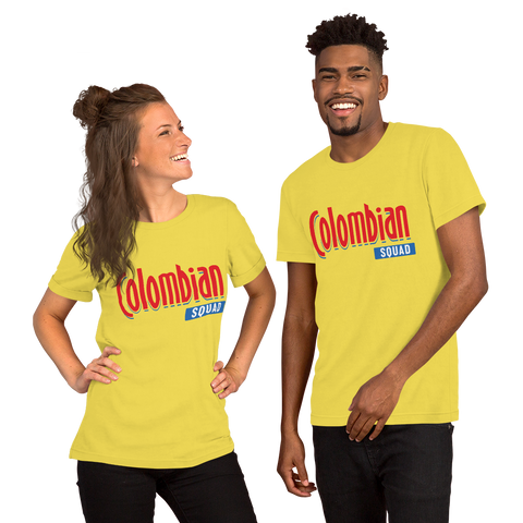 EXCLUSIVE Colombian Squad Short-Sleeve Unisex T-Shirt