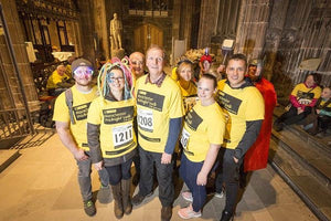 We are proud to support the St Ann's Hospice Manchester Midnight Walk