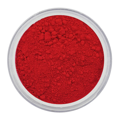 Vegan Eco-Friendly Mica Pigment Powder 16 - Reddest Red