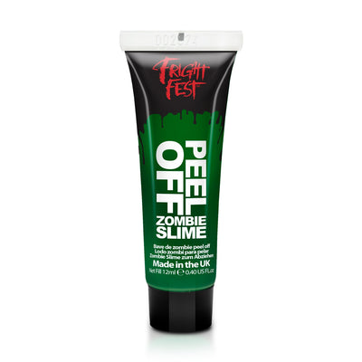 Paintglow Fright Fest - Peel Off Zombie Slime 12ml