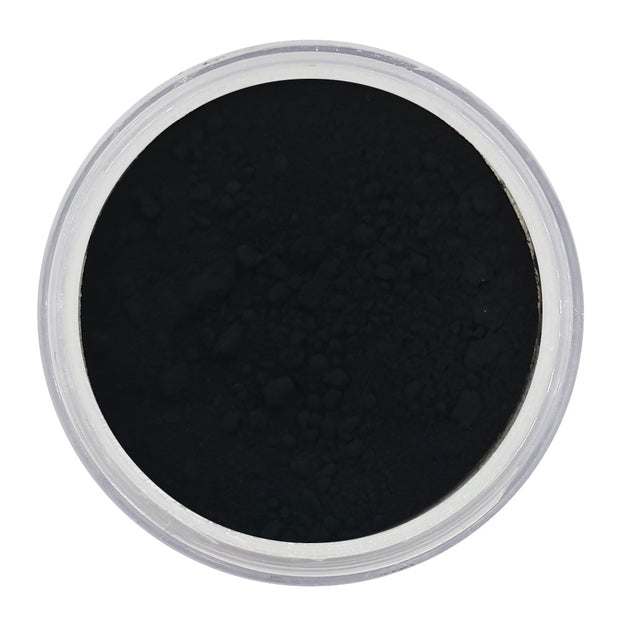 Vegan Eco-Friendly Mica Pigment Powder 15 - Blackest Black
