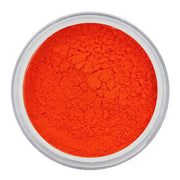 Vegan Eco-Friendly Mica Pigment Powder 14 - Electric Orange