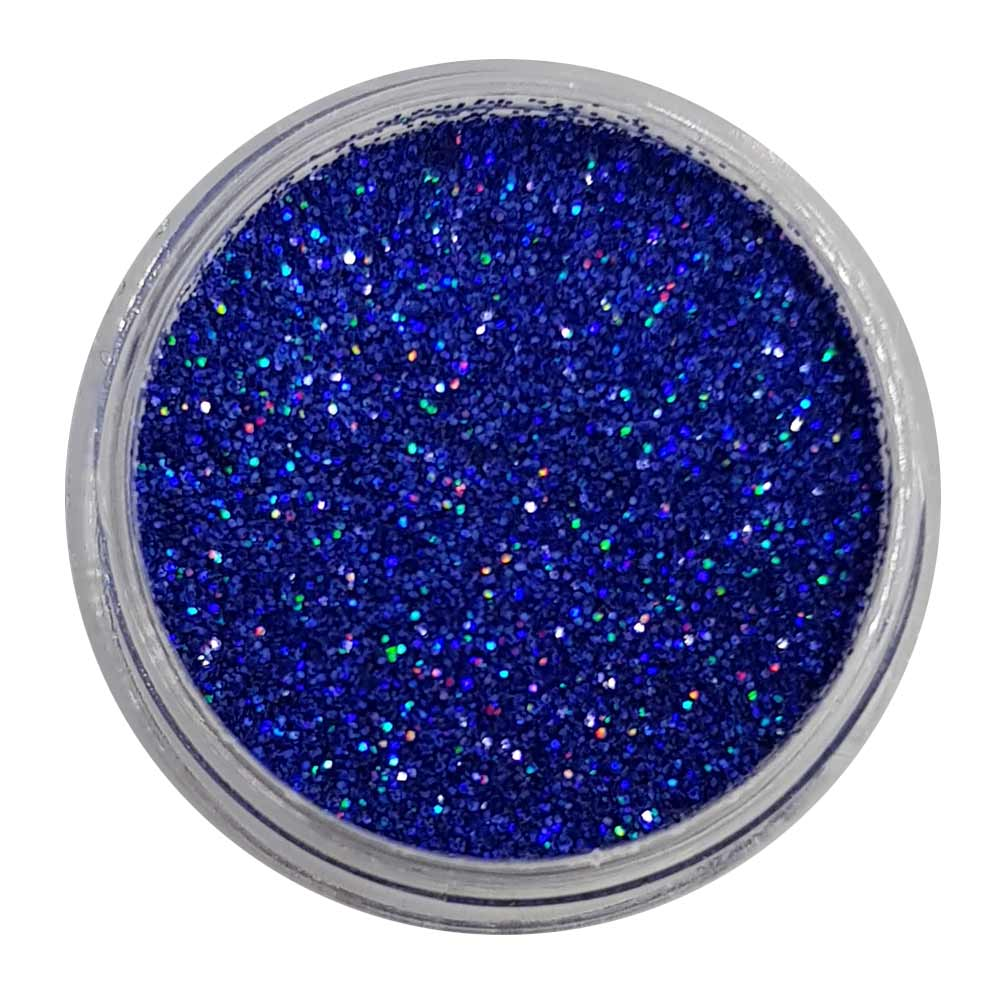 Blue Royale - Blue Holographic Loose Fine Glitter