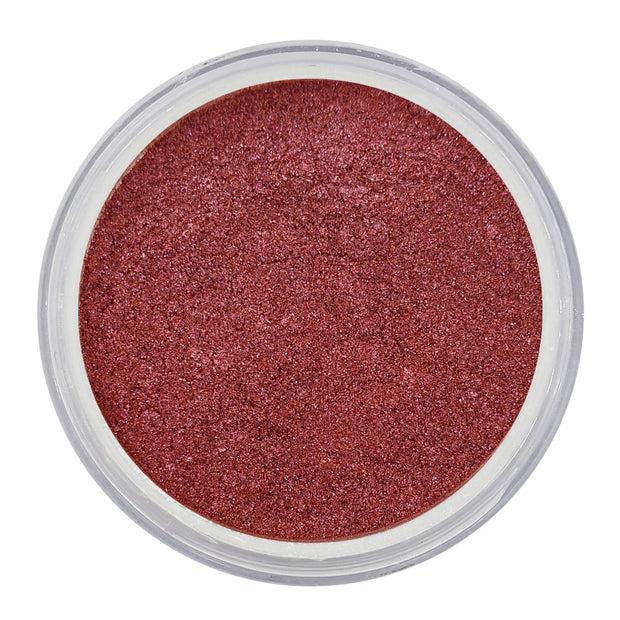 Vegan Eco-Friendly Mica Pigment Powder 33 - Copper Pink