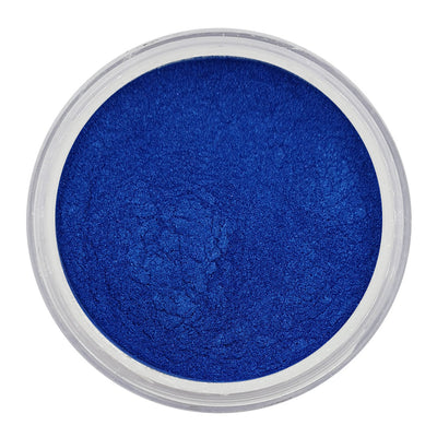 Vegan Eco-Friendly Mica Pigment Powder 56 - Blue Satin