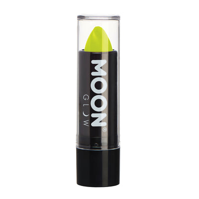 Moon Glow UV Neon Lipstick - Intense Yellow