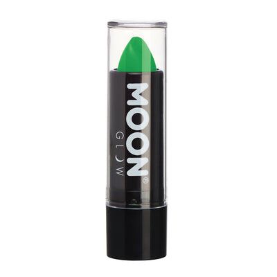 Moon Glow UV Neon Lipstick - Intense Green