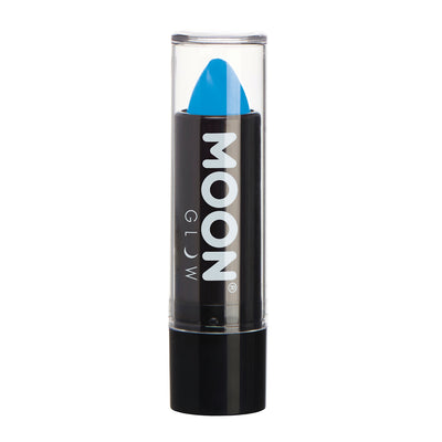 Moon Creations UV Neon Lipstick - Pastel Blue